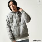 ジャケット 中綿 パーカー メンズファッション