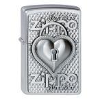 ヨーロッパ直輸入 Zippo ジッポー  Heart Forever 2002732 メール便可