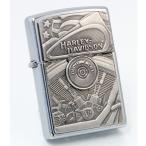 ZIPPO ハーレーダビッドソン モーター エムブレム 29266 サプライズ ジッポーライター