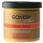 GONESH 3072-16 ガーネッシュ ゲルエアフレッシュナー サンダルウッド