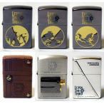 ルパン3世「エスケープ」シリーズ1.ルパン(ブラックアイス仕上げ)ジッポー ZIPPOライター ジッポライター