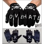 BICYCLE UNION / LOVE HATE GLOVES / BMXパーツ グローブ バイシクルユニオン