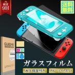 ニンテンドースイッチ ガラスフィルム ブルーライトカット ライト Lite Nintendo Switch 任天堂 永久保証つき