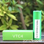 ショッピングsony SONY IMR18650(グリーン フラットトップ)VTC4 リチウムマンガン充電池 2100mAh 30A