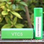 ショッピングSONY SONY IMR18650(グリーン フラットトップ)VTC5 リチウムマンガン充電池 2600mAh