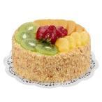 (食品サンプル フェイクフード  ケーキ・スイーツ)フルーツケーキ(ホール)(フォーム素材)(GL193)