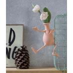 花瓶 PELEGDESIGN/フレンドリーベース フロリーノ 花瓶 ピーチ