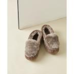 シューズ モカシン デッキシューズ Cairns Reverse Fur