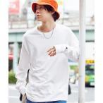 tシャツ Tシャツ Champion Authentic T-SHIRTS/ チャンピオン コットン Tシャツ Long Sleeve T