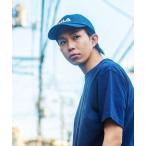 帽子 キャップ 【FILA】 096 LINEAR LOGO LOW CAP / 【フィラ】ロゴ ロウ キャップ