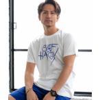 tシャツ Tシャツ 【Surf Hardy】ドン・エドハーディー書下ろしプリントTシャツ