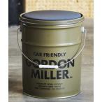 家具 GORDON MILLER ペール缶 収納型スツール 20L