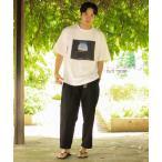 【BURNER】anhpy ビックシルエットフォトTシャツ