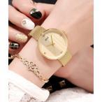 腕時計 【XROSS RAY】メッシュベルト ウオッチ