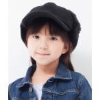 帽子 キャップ ガーブリッシュ フライトキャップ ファー 耳あて付き ATTAKA キッズ 帽子 KIDS GIRBLISH