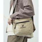 ショルダーバッグ バッグ ▽WEB限定 KANGOL/カンゴール MONO-MART別注 ミニショルダーバッグ
