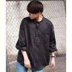 ファッションインフルエンサー SHOTA × INTER FACTORY コード付きシャツ