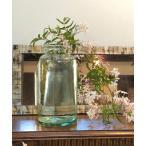花瓶 クラシカルガラスフラワーベース E
