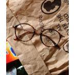 メガネ ボストン型 スクエア型 ウエリントン型 だてメガネ UVプロテクト / ZOZOSJ19-02【+】