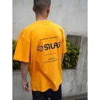 SS TEE BACK MESSAGE.