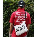 【LIBERTY CITY/リバティーシティ】 [Liberty] コーデュラ・リップストップ・サコッシュ