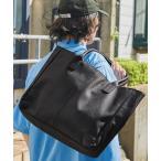 トートバッグ バッグ Neo PU leather Tote Bag / ビッグ トートバッグ