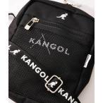 ショルダーバッグ バッグ 【KANGOL/カンゴール】 サコッシュ/ショルダーバッグ ポーチ