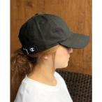 帽子 キャップ 【CHAMPION】クラシック ウォッシュド コットン キャップ Classic Washed Twill Cap