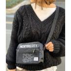 ショルダーバッグ バッグ 【Keith Haring/キースヘリング】メッシュポケットショルダーポーチ / BAG
