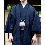 「KYOETSU/キョウエツ」着物セット 洗える 紬生地 袷 和服 アンサンブル2点セット(袷着物、羽織)