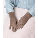 手袋 エコスェード*スタースタッズ手袋 EG5803 QLI