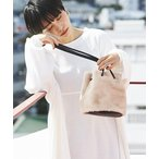 ショルダーバッグ バッグ 【WEB限定】エコファー 巾着 BAG