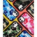 モバイルケース BAPE X CASETiFY ABC CAMO I PHONE 11 PRO CASE M