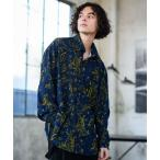 Rough Sizing Paisley Shirts / ラフサイズペイズリーシャツ