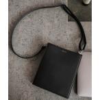 ショルダーバッグ バッグ logo square shoulder bag / ロゴスクエアショルダーバッグ