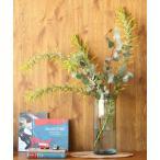 花瓶 VALENCIA リサイクルガラス フラワーベース QUINCE