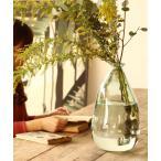 花瓶 VALENCIA リサイクルガラス フラワーベース CATORCE
