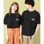 tシャツ Tシャツ 【女性にもオススメ】MEI(メイ)別注ポケットTシャツ(一部WEB限定カラー)