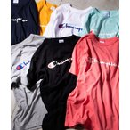 tシャツ Tシャツ ∴WEGO/【一部店舗限定】Champion チャンピオン ロゴ半袖Tシャツ