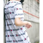 tシャツ Tシャツ Tommy Hilfiger/トミーヒルフィガー REPEATED FLAG SCRIPT PRINT TEE 総柄半袖Tシャツ