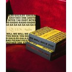 靴下 【Limited】Happy Socks×QUEEN GIFT BOX 4足組 クルーソックス ギフトセット 1A443009