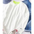 tシャツ Tシャツ Champion / チャンピオン ロゴ刺繍 ビッグシルエットロンT