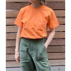 tシャツ Tシャツ 【DANTON/ダントン】POKET Tシャツ #JD-9041