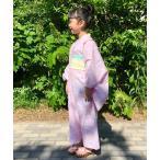 浴衣 【キッズ】Girls簡単浴衣セット/860541