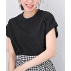tシャツ Tシャツ プチハイネック半袖プルオーバー画像