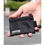 コインケース 札入れ THRASHER/スラッシャー カードコインケース