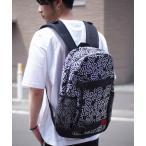リュック 【Keith Haring / キースヘリング】 アートプリント スケボー リュック / バックパック