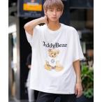 tシャツ Tシャツ TEDDY BEAR / テディベア En serio TOKYO別注 ビッグシルエット Tシャツ 【TEE BEAR】