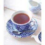 食器 【Burleigh/バーレイ】ブルーキャリコカップ&ソーサー E8700 TSI