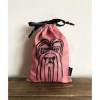 エコバッグ バッグ UN:山鳩舎 drawstring bag S